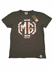 PRIMARK MENS MG CLASSIC CAR BRITISH RETRO VINTAGE LOGO T SHIRT OFFICIAL BNWT S
