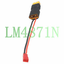 XT60 M/F Connector Adapter JST female in-line power Lipo battery FPV LED Lights
