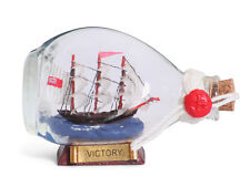 Victory Model Ship in a Bottle, Nautical Gifts Boats Ships in Glass Dimple 15206