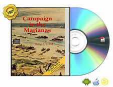 "U. S. Army in World War II ""Campaign in the Marianas the War in the Pacific"" CD"