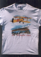 ** STEARMAN N2S-1 T-SHIRT (WHITE)