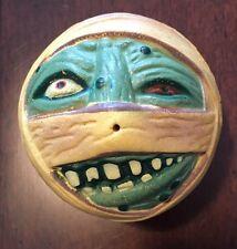Vintage Madballs DUST BRAIN Foam Ball mummy head 1985