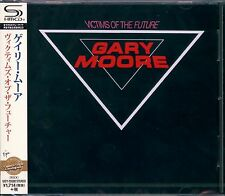 VICTIMS OF THE FUTURE Remastered 2015 SHM CD +3 BONUS TRX by GARY MOORE - NEW