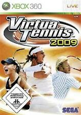 Xbox 360 Virtua Tennis 2009 * spin top * estrenar