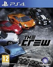 The CREW PS4 Playstation 4 - Excellent - 1st Class Delivery