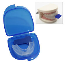 New Stop Snoring Mouthpiece Anti Snore Apnea Aid Sleep Bruxism Grind MouthGuard