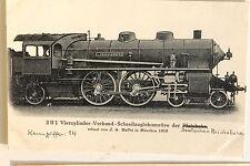 24695 AK 2 B Schnellzug Lokomotive Pfalzbahn Deutsche Reichsbahn Hanomag 1905