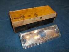 NOS GM Early Guide 1963 Olds Full Size Turn Signal Park LAMP LENS
