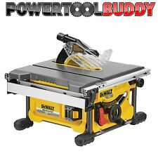 DeWalt DCS7485N-XJ 54v XR FLEXVOLT 210mm Table Saw Bare Unit Flex Volt*IN STOCK*