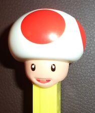 Super Mario Nintendo Kinopio Pez Dispenser-Mint loose