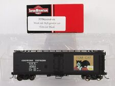Intermountain/Yesteryear HO 40' Reefer Growers Express GEX #47213 Tom Cat