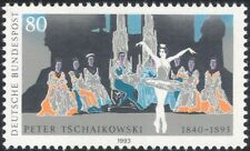 Germany 1993 Tchaikovsky/Composer/Music/Ballet Dancing/Dance/Swan Lake 1v n44957