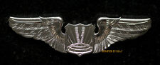 UNMANNED AIRCRAFT BADGE HAT PIN REGULATION US AIR FORC AFB PILOT CREW AERIAL WOW