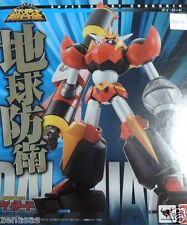 Used Bandai SUPER ROBOT Chogokin Dai-Guard PAINTED
