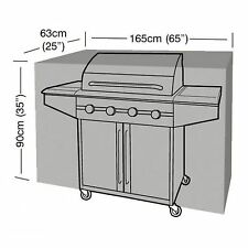 Garland W1120 Extra Large Classic Barbecue BBQ Cover Garden Furniture Cover