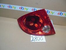 05 06 07 08 09 10 Cobalt 4 Door DRIVER Side Tail Light Used Rear Lamp #2800-T