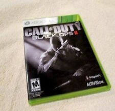 CALL OF DUTY MODERN WARFARE BLACK OPS 2  Microsoft Xbox 360 WITH CASE