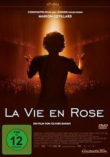 LA VIE EN ROSE - Edith Piaf  EMMANUELLE SEIGNER DVD Neu