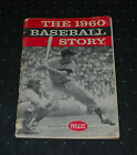 The 1960 Baseball Story Publication by Phillies Cigars-VG/EX