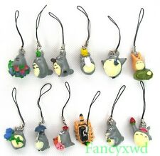New Lot 5 sets 60 pcs Lovely cartoon cat mobile Cell Phone Mp3 Mp4 Charm Straps