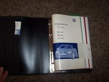 2007 Volkswagen VW Eos Owner User Guide Manual 2.0L 3.2L Coupe Convertible