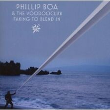 "PHILLIP BOA & THE VOODOOCLUB ""FAKING TO BLEND IN""  CD NEU"