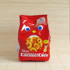 Japan Tohato Classic CARAMEL CORN with ROAST PEANUTS Japanese Candy snack curls