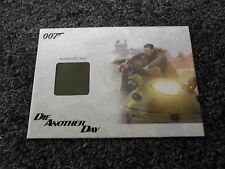 James Bond Archives 2014 Edition - Hovercraft Seat Relic # /500 JBR37 Variant 2