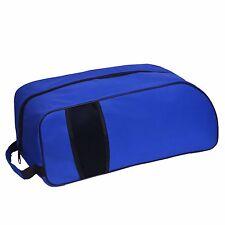 Bota Azul De calidad superior de fútbol rugby artículos de tocador Deportes Viajar Escuela Bolsa De Zapato