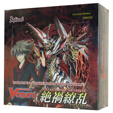 Cardfight Vanguard Cards - Catastrophic Outbreak - Booster Box (30 Packs) (Eng)