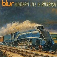 NEW Modern Life Is Rubbish by Blur CD (Vinyl) Free P&H