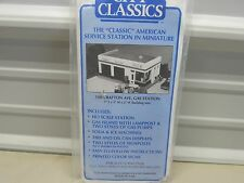 "CITY CLASSICS~ THE ""CLASSIC"" AMERICAN SERVICE STATION IN MINI. -KIT ~HO SCALE"