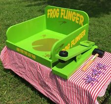 Frog Flinger Carnival Game for VBS or School Party
