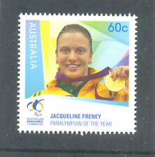 Australia-paralympian of the Year 2012 mnh - olympics