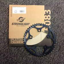 Stronglight  48T 110 BCD Black Chainring