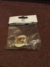pin badge - Darlington Football Club