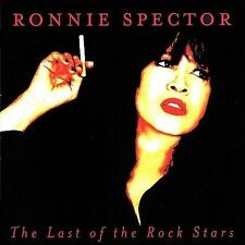 RONNIE SPECTOR Last Of The Rock Stars w/ KEITH RICHARDS JOEY RAMONE PATTI SMITH