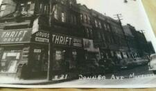 c1950 Monessen Pa. Thrift Drug GC Murphy's Donner Ave. Westmoreland County Repo