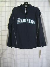 Authentic Nike Seattle Mariners MLB Gamer Jacket Youth S Brand New With Tags