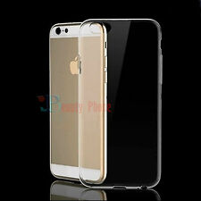 "FUNDA TPU ¡100% GEL SILICONA! TRANSPARENTE PARA IPHONE 6 PLUS (5,5"") + PROTECTOR"