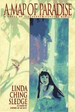 A Map of Paradise Sledge, Linda Ching Paperback