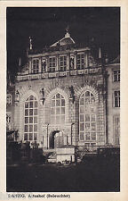 AK Danzig. Artushof (Beleuchtet) Karte gelaufen 1937 nach Nürnberg.
