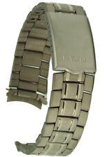 Titan Uhrarmband Rundanschluss - 18 mm Titanband Uhrband