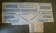 SUZUKI GSXR1100G GSXR1100-G 1986 MODEL FULL DECAL KIT