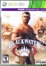 Blackwater (XBox 2011)  Factory Sealed Cellophane