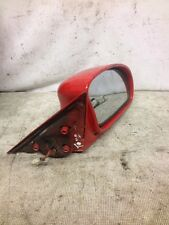 Toyota Celica 1995 Drivers Side Near Side Electric Wing Mirror Red Genuine