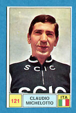 SPRINT '71 - PANINI - Figurina-Sticker n. 121 - C. MICHELOTTO - ITALIA - Rec