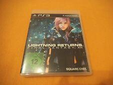 Lightning Returns: Final Fantasy XIII Sony PlayStation 3