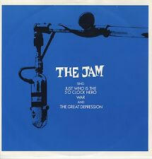 """THE JAM Just Who Is The 5 O'Clock Hero  Uk 12"""""""