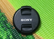 Sony NEW Snap On Lens Cap 62mm Cover protector for SONY E-MOUNT NEX Lens